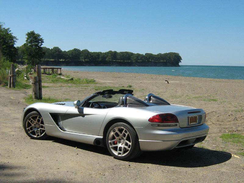 My 2004 Dodge Viper SRT-10