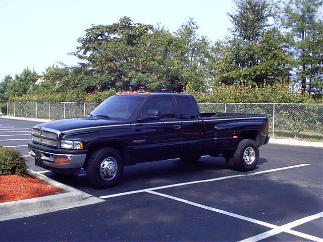 My 2001 Dodge Ram 3500 CTD